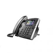 Polycom 2200-46162-025 VVX 410 12-Line IP Phone Gigabit PoE (Power supply not included)