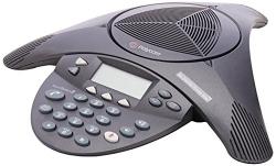 Polycom SoundStation 2 Non Expandable Analog Conference Phone (2200-16000-001)